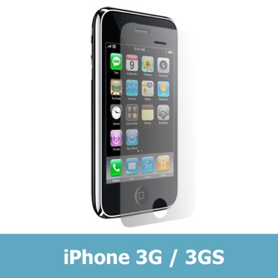 Film protection pour iPhone 3G 3GS