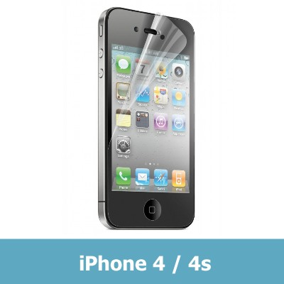 Film de protection pour iPhone 4 4s