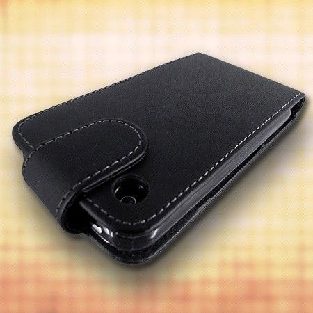 etui iphone 3 noir