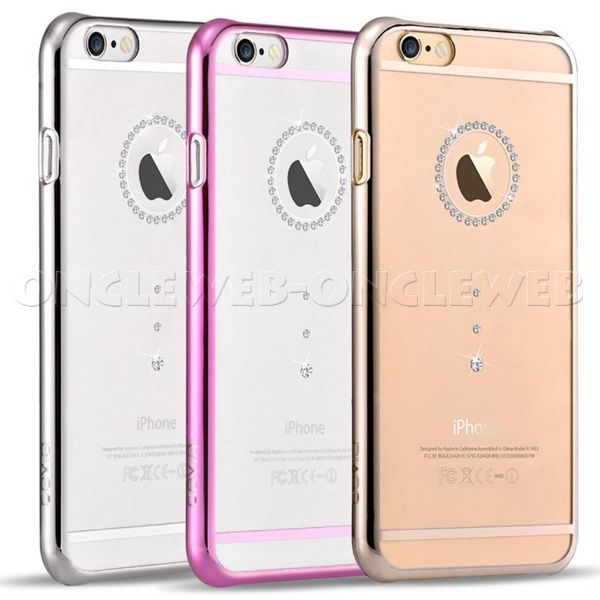 Coque diamant circle Devia pour iPhone 6 6s