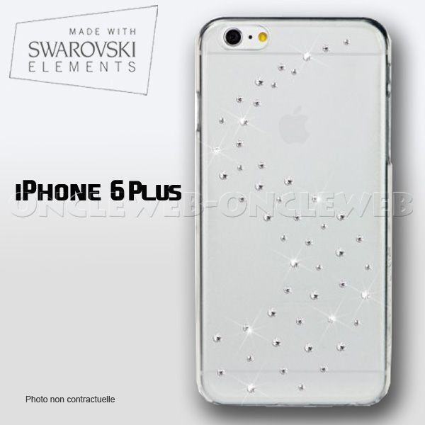 coque Swarovski cristal Milky Way