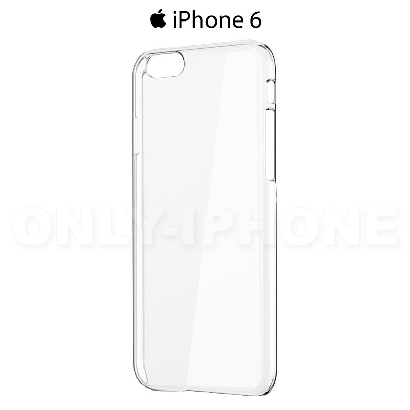 coque transparente iphone 6 only iphone. Black Bedroom Furniture Sets. Home Design Ideas
