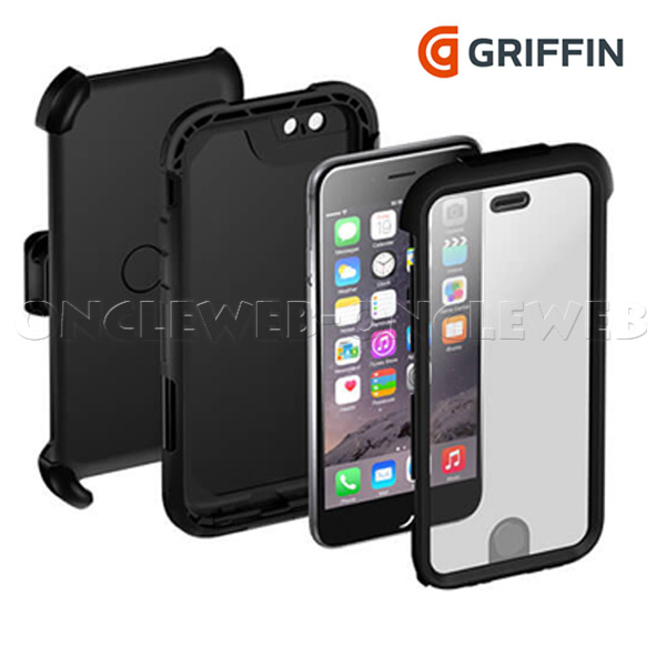 coque iphone 7 griffin survivor summit only iphone. Black Bedroom Furniture Sets. Home Design Ideas