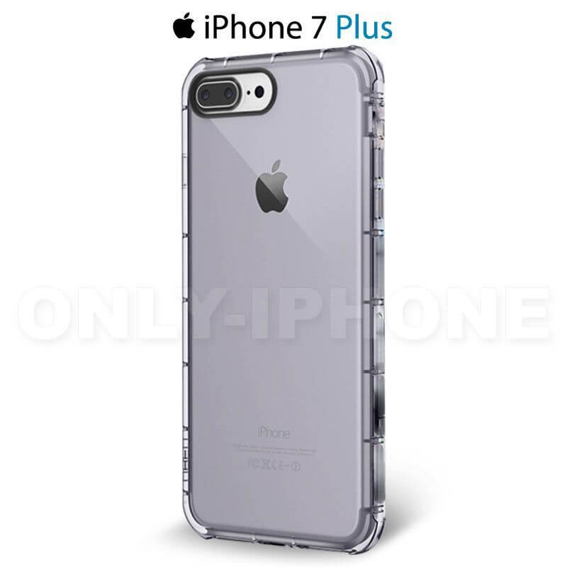 Coque iPhone 7 Plus transparente