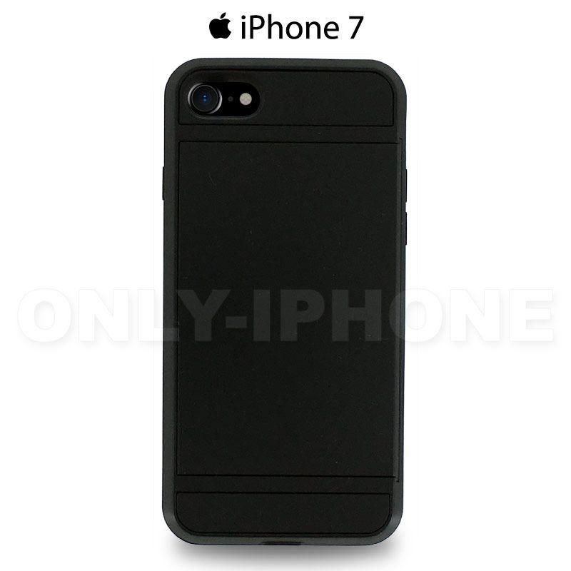 Coque iphone 7 porte carte only iphone - Coque porte carte iphone se ...