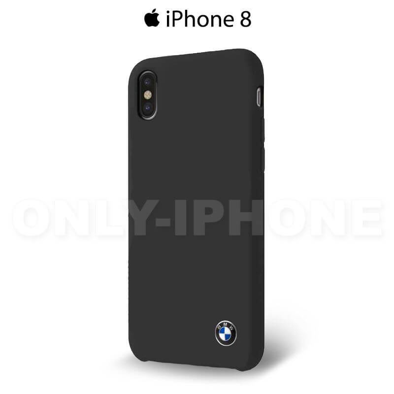 coque iphone 8 plus cuir bmw