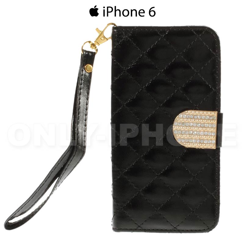 Étui Glam Strass iPhone 6 6s