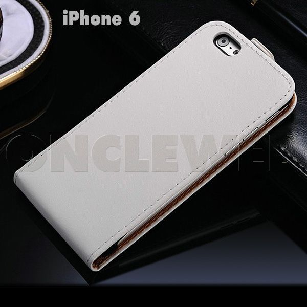 etui clapet iphone 6 blanc