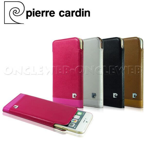 Housse iPhone 7 Pierre Cardin