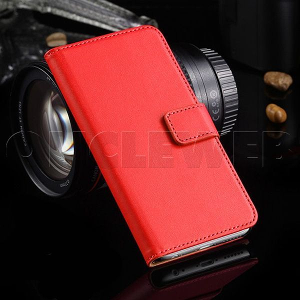 pochette iphone 6 rouge
