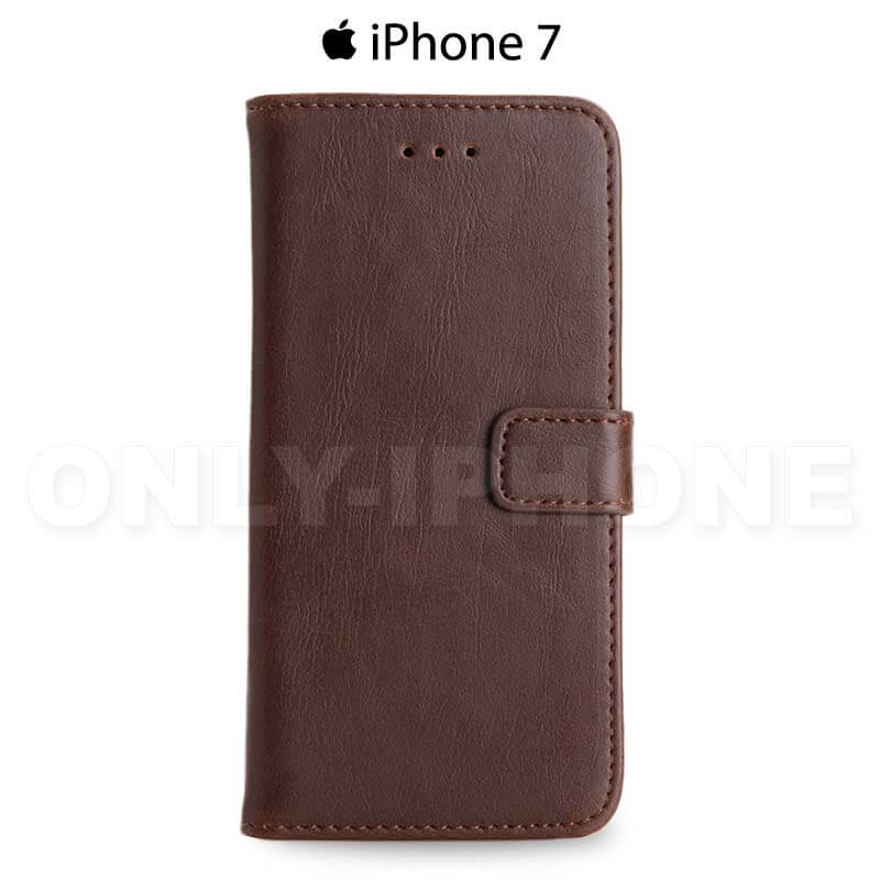 Etui iPhone 7 cuir